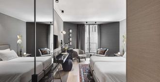 英巴尔耶路撒冷酒店 - 耶路撒冷 - 睡房