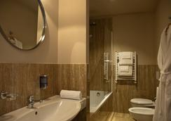 佛罗伦萨布莱克5号酒店 - 佛罗伦萨 - 浴室