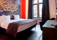 阿姆斯特丹庄园罕布什尔酒店 - 阿姆斯特丹 - 睡房