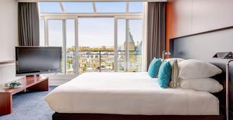 海牙弗莱彻市酒店 - 海牙 - 睡房
