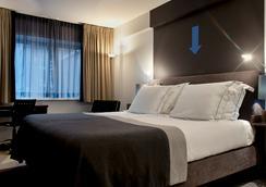 阿姆斯特丹伦勃朗广场罕布什尔酒店 - 阿姆斯特丹 - 睡房