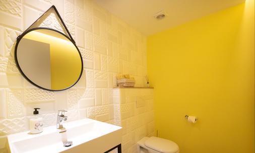 布兰卡酒店 - 圣玛加利达 - 浴室