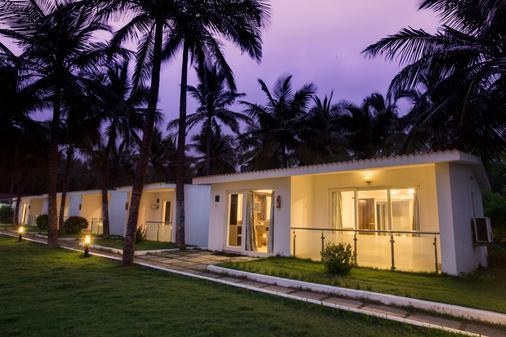 谢尔特海滩度假村-Ecr - Semmanjeri - 建筑