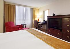 Tower Hotel Oklahoma City - Oklahoma City - 睡房