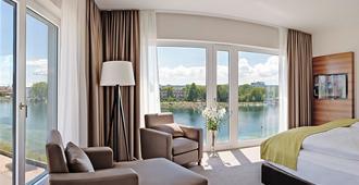47°酒店 - 康斯坦茨 - 睡房