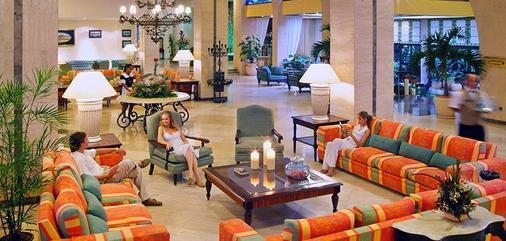 梅里亚美洲酒店 - 仅限成人 - 巴拉德罗 - 大厅