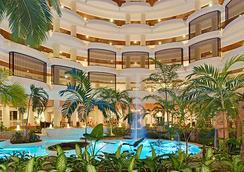梅利亚巴拉德罗酒店 - 巴拉德罗 - 大厅