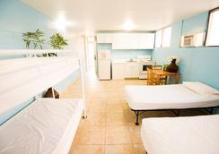 威基基海滨旅馆 - 檀香山 - 睡房