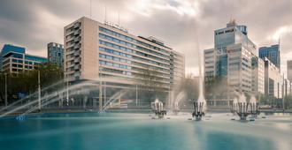 鹿特丹希尔顿酒店 - 鹿特丹 - 建筑