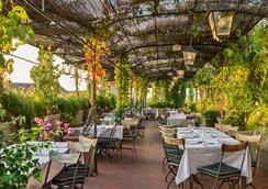 巴格里奥尼大酒店 - 佛罗伦萨 - 露天屋顶