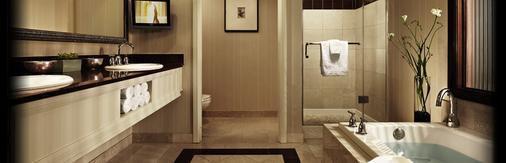 曼德勒海湾赌场度假村 - 拉斯维加斯 - 浴室
