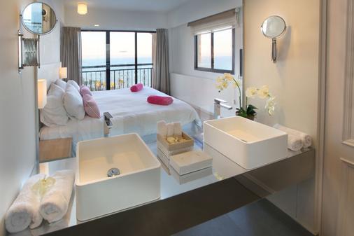森蒂杜沙滩酒店及spa中心度假村 - 拉纳卡 - 浴室