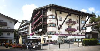 阿尔卑斯之爱 - 成人 SPA 酒店 - 塞费尔德 - 建筑