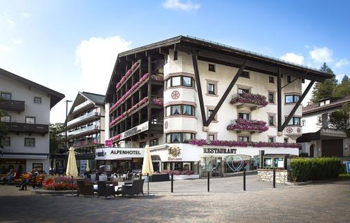 爱上阿尔卑酒店 - 塞费尔德 - 建筑