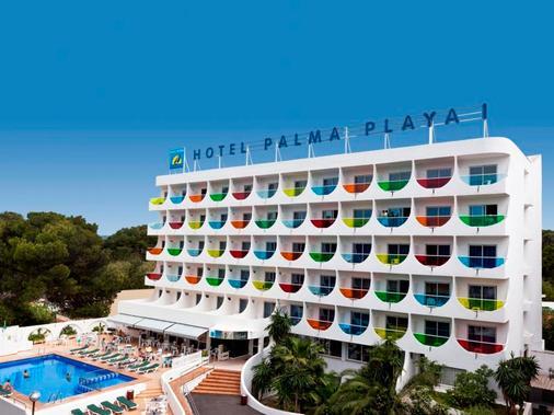 帕尔马海滩-洛杉矶仙人掌酒店 - 马略卡岛帕尔马 - 建筑