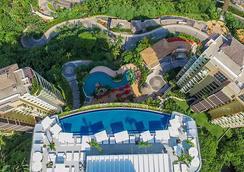 莫扎伊尔斯酒店-限成人 - 巴亚尔塔港 - 露天屋顶