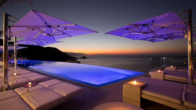 莫扎伊尔斯酒店-限成人 - 巴亚尔塔港 - 游泳池