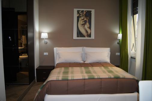 米娅套房酒店 - 罗马 - 睡房
