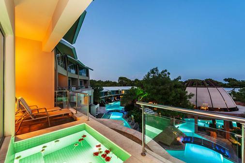 瑞克苏斯桑格特酒店 - 安塔利亚 - 阳台