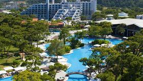 里克斯太阳门饭店 - 安塔利亚 - 游泳池