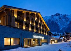 厄里奥皮克甜温泉酒店 - 夏蒙尼-勃朗峰 - 建筑