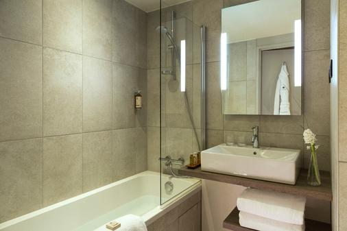赫里欧皮克 SPA 酒店 - 夏蒙尼-勃朗峰 - 浴室