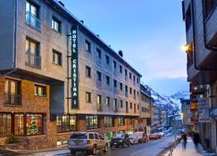 克里斯蒂娜酒店 - 帕斯底拉卡萨 - 建筑
