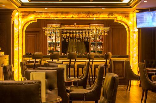 精英世界商务酒店 - 伊斯坦布尔 - 酒吧