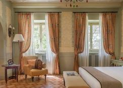 Qc泰尔梅罗玛spa度假酒店 - 菲乌米奇诺 - 睡房