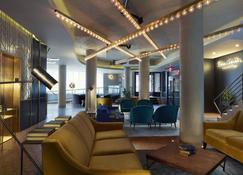达斯乐尔布鲁克林酒店 - 布鲁克林 - 休息厅