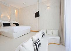 卡拉迪格雷科酒店 - 博尼法乔 - 睡房