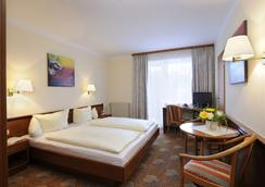 Johannesbad Hotel Undine - Bad Fuessing - 睡房