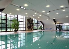 Johannesbad Vitalhotel Jagdhof - Bad Fuessing - 游泳池