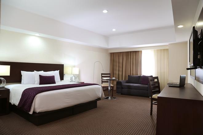 艾赫库蒂沃快捷酒店 - 瓜达拉哈拉 - 睡房