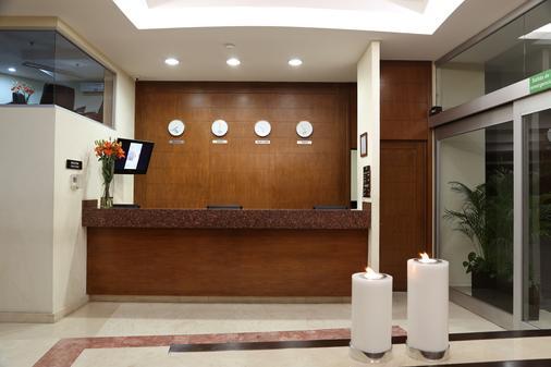 艾赫库蒂沃快捷酒店 - 瓜达拉哈拉 - 柜台