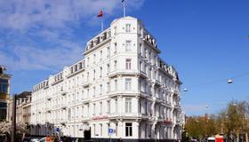 阿姆斯特丹市中心阿波罗贝斯特韦斯特酒店 - 阿姆斯特丹 - 建筑
