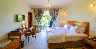 奈洛比洛托斯套房旅馆 - 内罗毕 - 睡房