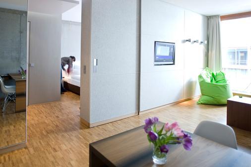 范克特瑞酒店 - 蒙斯特 - 客厅