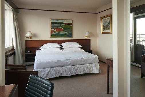 霍尔特酒店 - 雷克雅未克 - 睡房