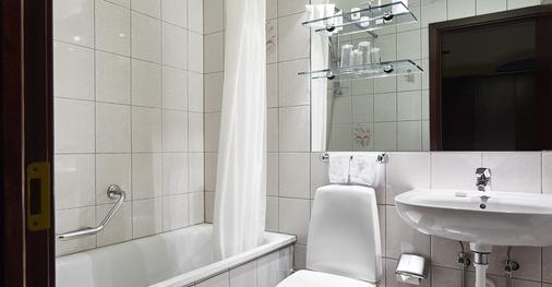 霍尔特酒店 - 雷克雅未克 - 浴室