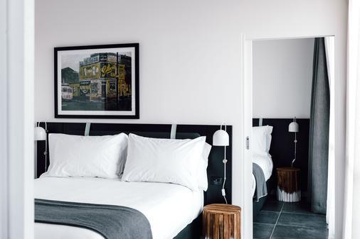 尾流百老汇公寓酒店 - 悉尼 - 睡房