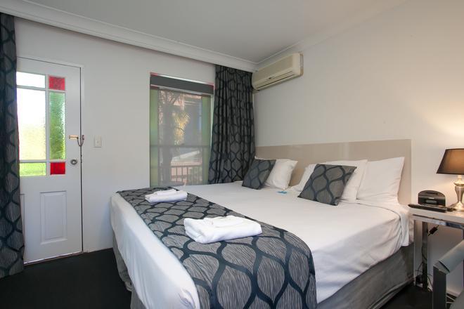 中央铁路酒店 - 悉尼 - 睡房
