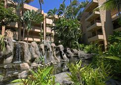 帕基毛伊岛城堡酒店 - 拉海纳 - 户外景观
