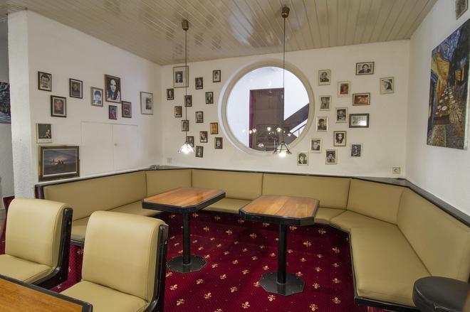 毛瑞尔酒店 - 卡尔斯鲁厄 - 休息厅