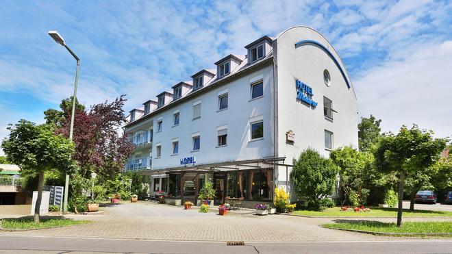 毛瑞尔酒店 - 卡尔斯鲁厄 - 建筑