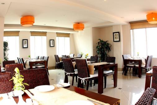 河内阿尼斯酒店 - 河内 - 餐馆