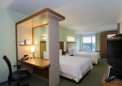 哥伦比亚市中心维斯塔春季山丘套房酒店 - 哥伦比亚 - 睡房