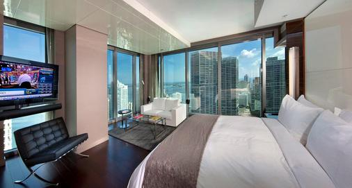 迈阿密布杂艺术酒店 - 迈阿密 - 睡房