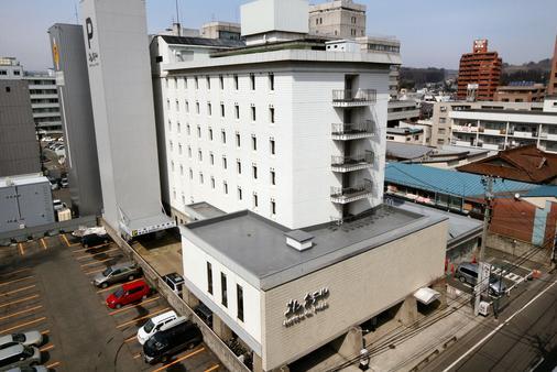 凯塔酒店 - 盛冈市 - 建筑