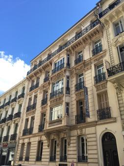 拉玛尔蒂娜酒店 - 尼斯 - 建筑